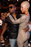 Amber Rose at the MTV VMAs 2009 (Kanye west's' gf)