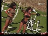 "KIANA TOM wow -- ""Flex Appeal"" - *hot workout*"