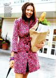 Nina Dobrev | SELF Magazine February 2010 | 6 pics