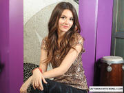 Victoria Justice - Micah Smith Photoshoot Outtakes
