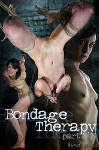 HARDTIED: Oct 29, 2014: Bondage Therapy Part 2 | Elise Graves | Jack Hammer