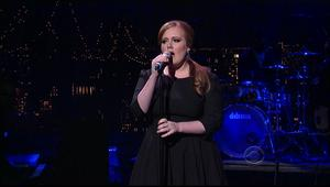 Adele - Rolling in the Deep @ Late Show With David Letterman |2-21-2011| 17 Mbps DD 5.1 MPEG2 HDTV 1080i