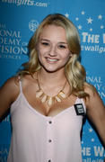 Haley Hunter King - Academy of Television Arts & Sciences Gifting Suite in Los Angeles 06/21/14