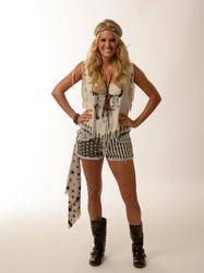 Carrie Underwood - CMA Music Festival Portraits 2013 by Robert Deutsch
