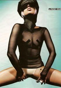 Lady Gaga Maxim Magazine