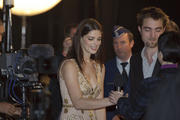 Ashley Greene - The Twilight Saga: Breaking Dawn Part 1 premiere in Brussels 10/26/11