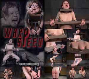 REAL TIME BONDAGE: Oct 17, 2015 | Warp Speed Part 3 | Elizabeth Thorn | Violet Monroe