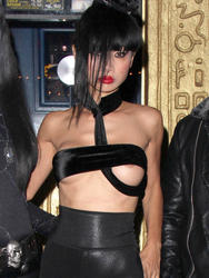 Bai Ling - 'The Crow' 20th Anniversary Midnight Screening and Q&A in LA (11/14/14)