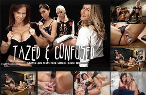 Apr 11, 2014 – Lorelei Lee  , Gia DiMarco  , and Simone Sonay