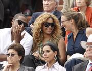 Beyonce and Jay Z at Roland Garros 06.06.2010