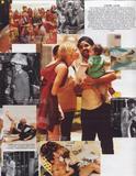Daria Werbowy, Kate Moss, Lara Stone and Sasha Pivovarova in July/2008 issue of W magazine, Summer Camp photographed by Bruce Weber Foto 162 (Дарья Вербова, Кейт Мосс, Лара Стоун и Саша Пивоварова в Июль/2008 номере журнала W, Летний лагерь сфотографировали Брюс Вебер Фото 162)