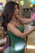 Roselyn Sanchez - Shopping in LA 08/11/11