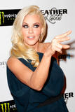 Дженни Маккарти, фото 1429. Jenny McCarthy 'Leather and Laces event' Super Bowl Weekend in Indianapolis - 03.02.2012, foto 1429