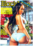 Esther Baxter Returns In This New Issue Of Black Men Magazine! HQ *FULL SET*