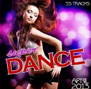 capa VA   Super Dance April (2013)