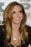 Audrina Patridge - Mr. Pink Ginseng Drink Launch Party in Beverly Hills 10/11/12